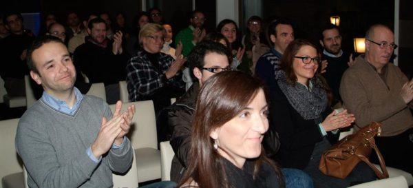 Asistentes a la 16ª edición de La Caña. Foto: Javier Belmonte