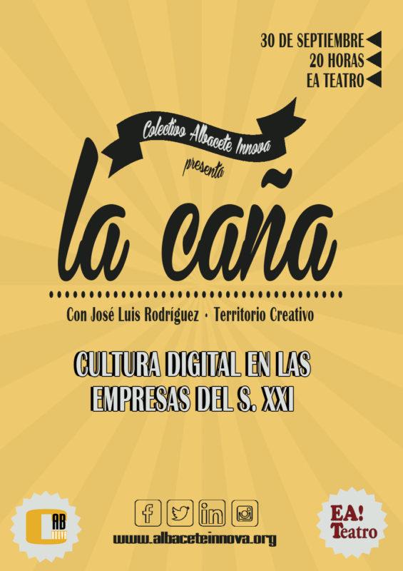José Luis Rodriguez (Territorio Creativo) Cultura digital en las empresas del s. XXi